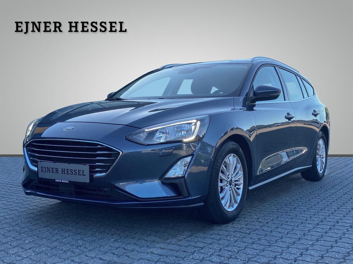 Ford Focus 1,0 EcoBoost Titanium stc. 5d - 259.900 kr.
