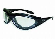 Womens Padded Motorcycle TRANSITIONAL PHOTOCHROMIC LENS Glasses Sunglasses-Bling