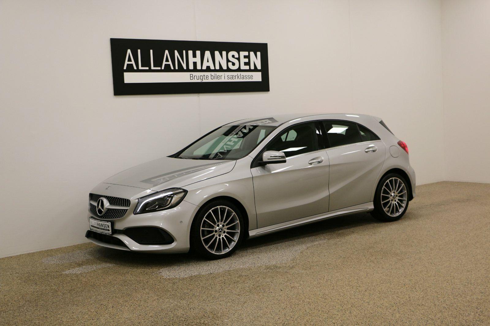 Mercedes A200 d 2,2 Edition aut. 5d - 299.900 kr.