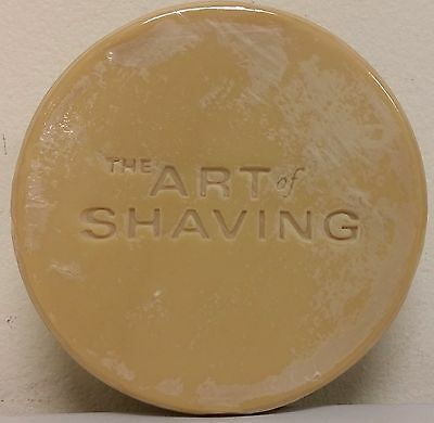 NOS TALLOW VINTAGE The Art Of Shaving Shaving Soap Refill Unscented  (Unboxed)