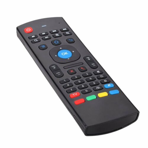 MX3 2.4G Wireless Remote Control Keyboard Controller Air Mouse for Android TV DT