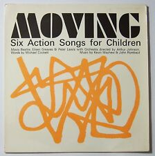 PETER LEWIS ORCHESTRA Moving UK EP '70 Groovy Kids creative dance lessons