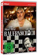 Bauernschach * DVD Psychothriller mit Mario Adorf und Otto Sander Pidax Film Neu