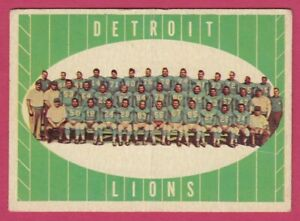 1961-Topps-Football-37-Detroit-Lions-Team-Card-Box-708-169