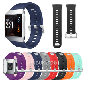 Silicone-Fitness-Replacement-Band-Wrist-Strap-For-fitbit-ionic