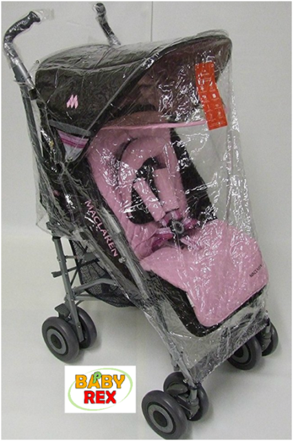 Raincover Compatible with Maclaren Volo Buggy