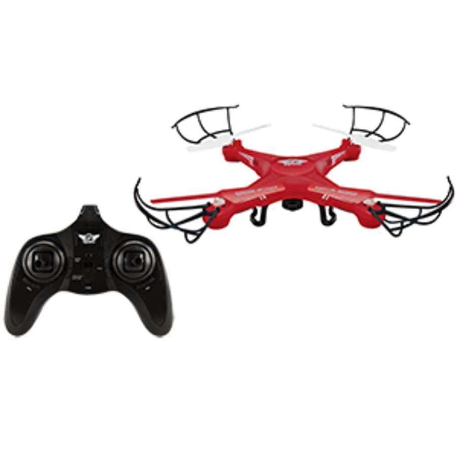 SkyRider Falcon Falcon Falcon Pro Quadcopter Drone w Video Camera Model DC376R NIB  7a899f