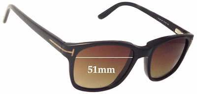 SFx Replacement Sunglass Lenses fits Julbo Vermont Spectron 4-51mm wide