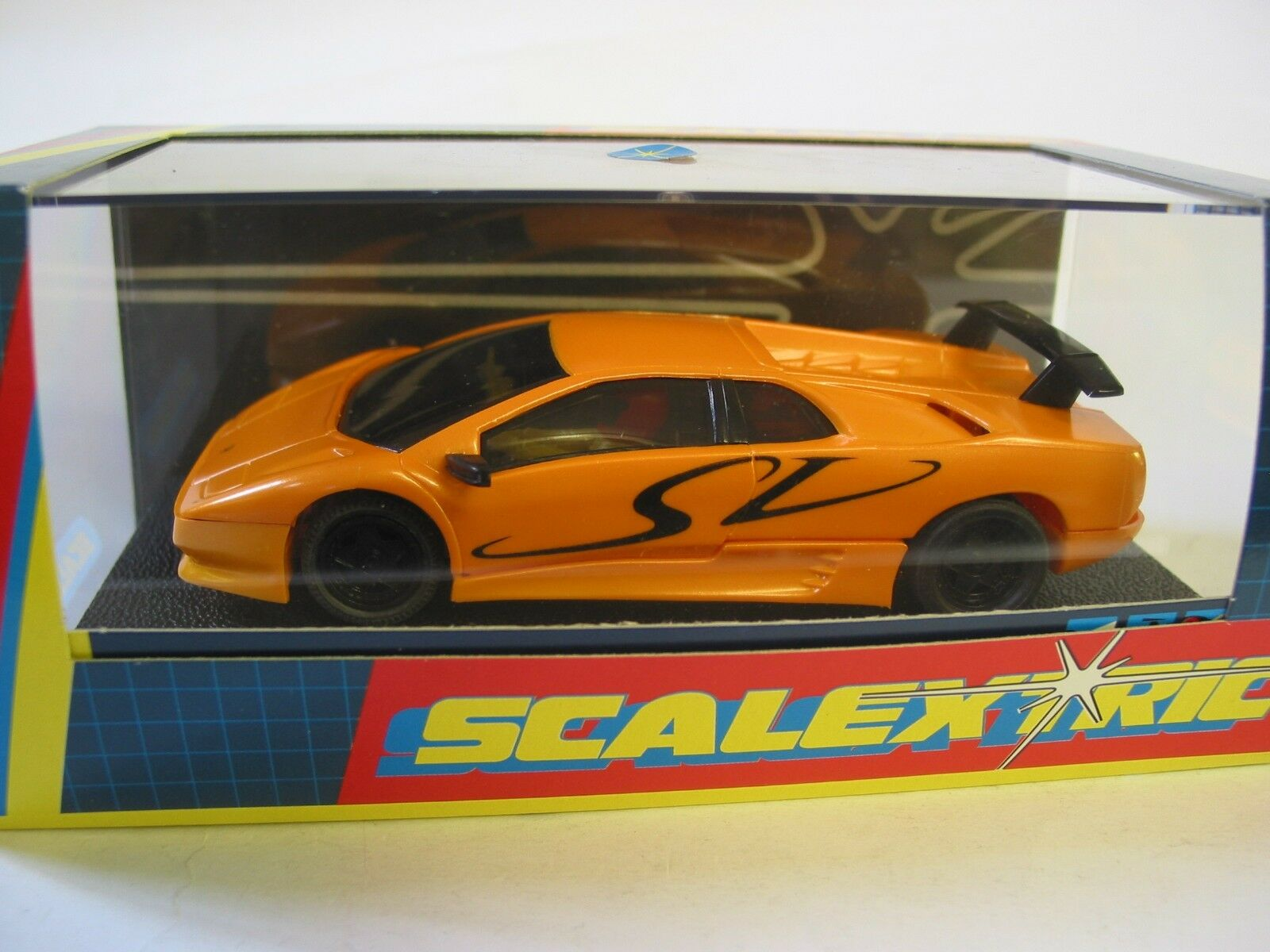 SCALEXTRIC C2193 DIABLO SV orange  BNIB