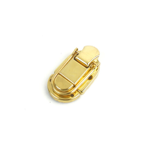 General Drawbolt Closure Latch for Guitar or musical cases luggage Gold plated