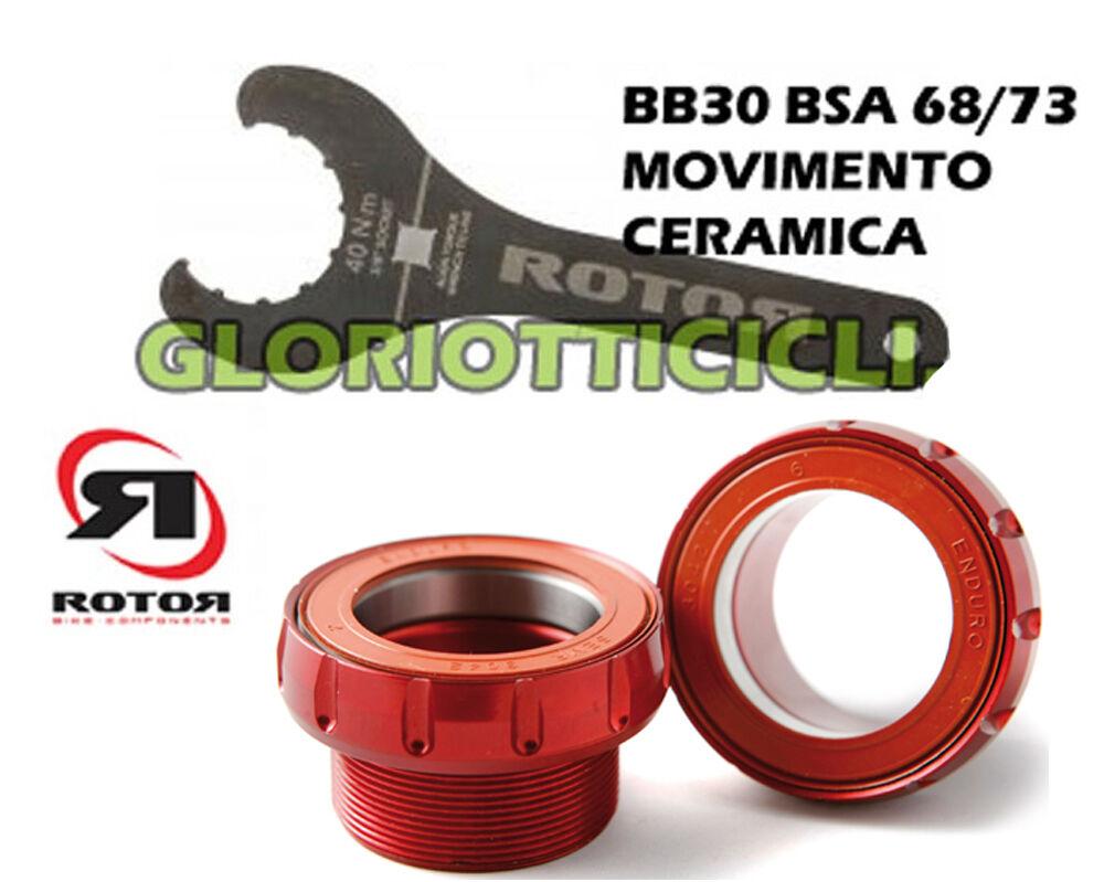 rojoor - RR148 Movimiento Central BB30 Ita 68 73 Cerámica