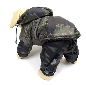 Dog Winter Suit And Jacket 2 In 1 * Manteau de neige sur chenilles