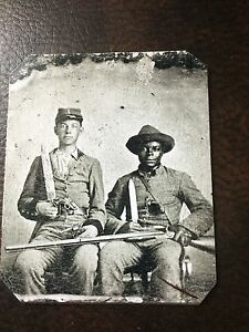 Sergeant-A-M-Chandler-and-Silas-Chandler-family-slave-tintype-C003RP