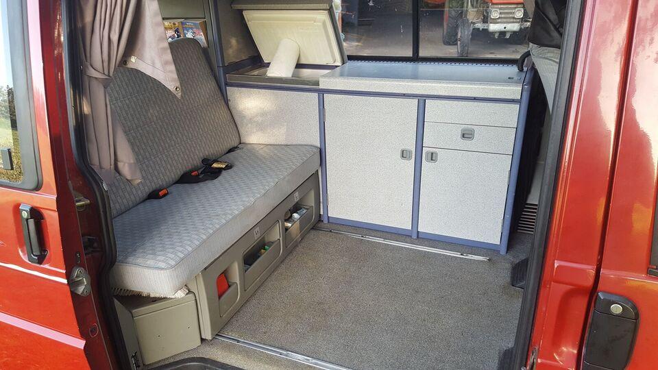 VW Califonia, 1991, km 243000