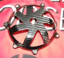 Ducati de carbono real embrague tapa clutch cover v3
