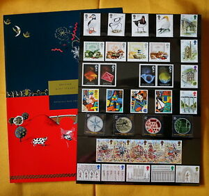 Royal-Mail-Collectors-pack-1989-Mint-Stamps-francobollo-games-toys-food