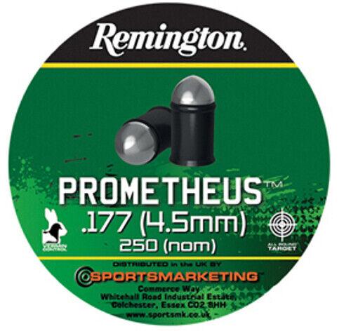 Remington Prometheus Pellets 177