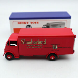 Atlas-Editions-Dinky-Toys-514-Guy-Van-Slumberland-Diecast-Car-Models-Mint-boxed