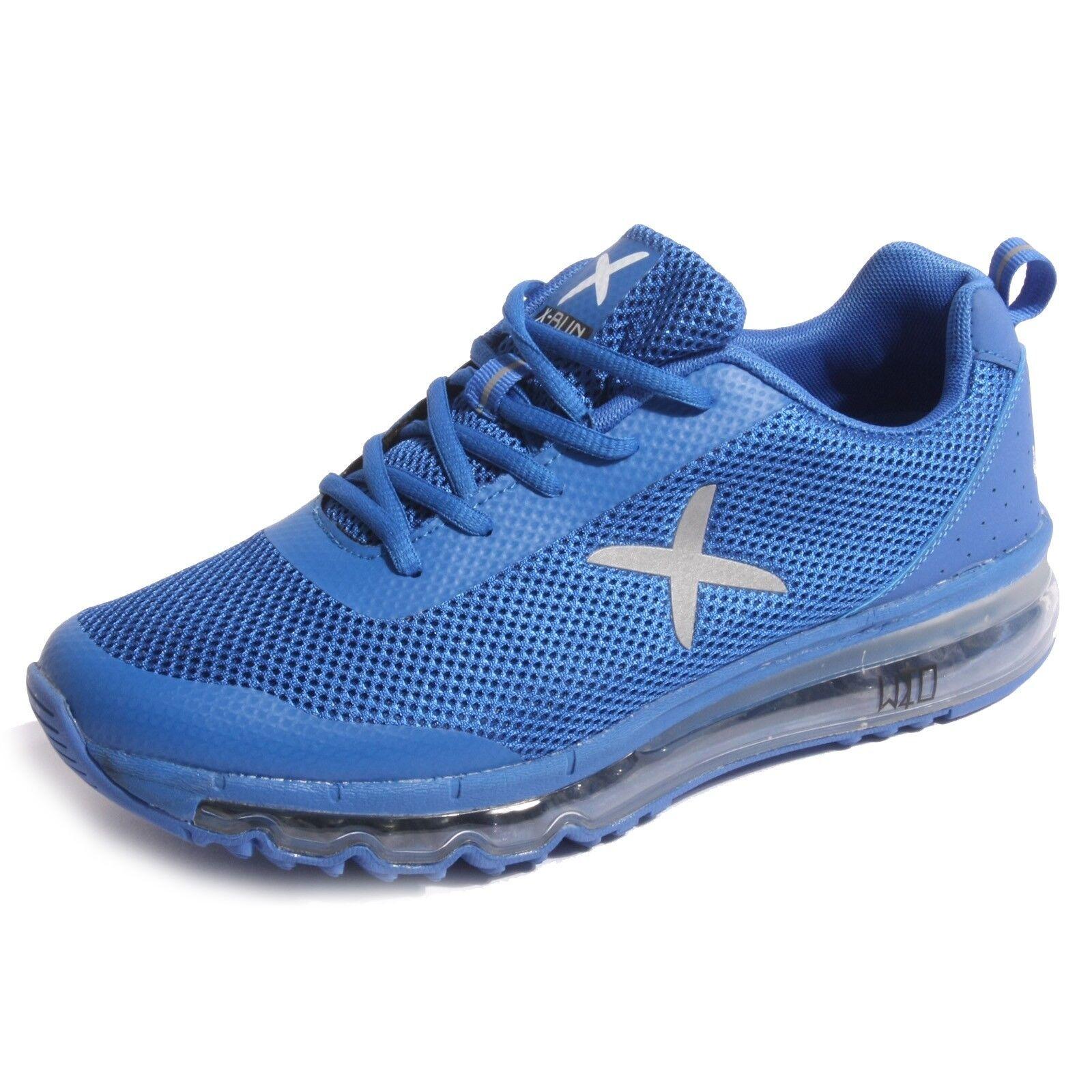 B0501 sneaker hombre WIZE Zapatos & OPE X-RUN zapato blu Zapatos WIZE hombre a23873