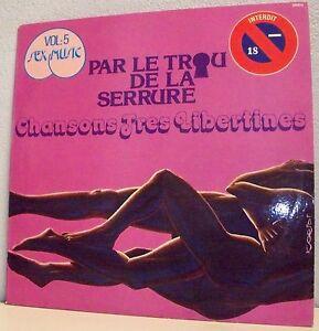 33T-Jean-THREAD-amp-SA-BAND-Vinyl-LP-CHANSON-TRES-LIBERTINES-Vol-5-SEX-MUSIC-38004