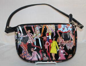 b7078a951e5 Image is loading Sydney-Love-Handbag-Convertible-To-Wristlet-Mod-Pop-