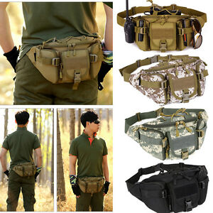 e42a09543f6a Image is loading Utility-Tactical-Waist-Pack-Pouch-Military-Camping-Hiking-