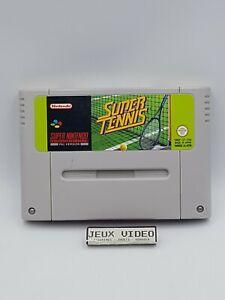 Super Tennis - Super Nintendo SNSP-ST-FAH