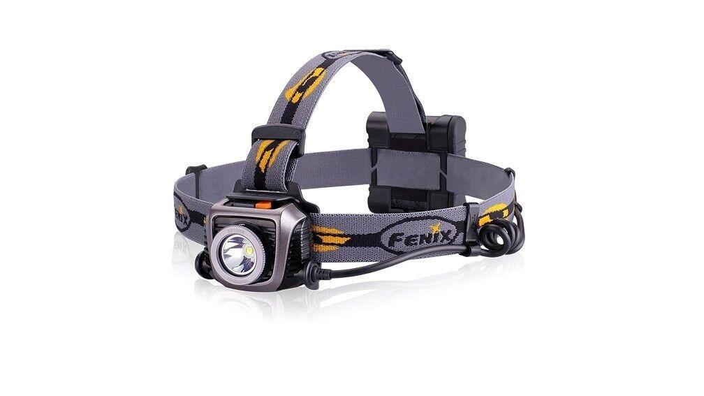 Fenix hp15 Ultimate editon LED lámpara rectos