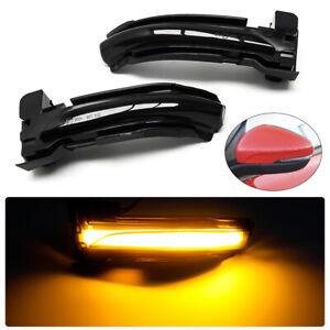 LED-Dinamico-lampeggiatore-Segnale-Specchio-Per-Ford-Focus-4-MK4-2019-2020