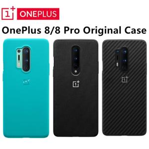 Fur-Oneplus-8Pro-8-7TPro-7T-7-Pro-7-6T-6-5T-5-Original-offizielle-Sandstein-Case