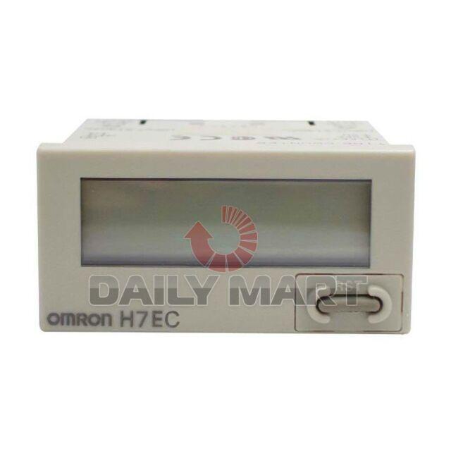 Omron H7ec-nv Digital Total Counter Totalizer H7ECNV for sale online