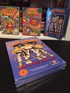 CHEETAHMEN-2-NES-Nintendo-Entertainment-System-NEW-amp-SEALED