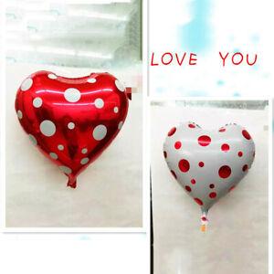 BU-Romantic-Dots-Heart-Aluminum-Balloon-Wedding-Birthday-Party-Valentine-Decor