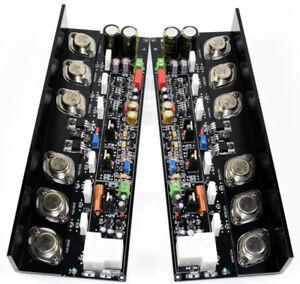 Placa-de-amplificador-clase-a-KSA50-50W-50W-MJ15024G-MJ15025G-MJE15034-MJE15035