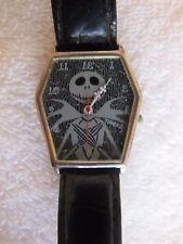 "RARE! Disney ""The Nightmare Before Christmas"" Jack Skellington Timex Wrist Watch"