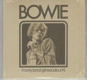 David-Bowie-I-039-m-Only-Dancing-74-Soul-Tour-2-cd-set-RSD-2020