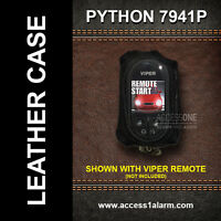 Python 7941p Color Responder Hd Protective Leather Remote Control Case For 5904p