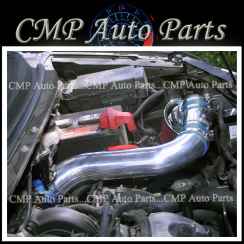 BLUE RED 2007-2010 FORD EDGE 3.5 3.5L SE SEL LIMITED V6 AIR INTAKE KIT SYSTEMS
