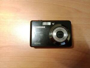 SAMSUNG-10-2-Mega-PIXELS-Es-55-BLACK-Digital-CAMERA