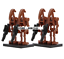 Ship-In-USA-120Pcs-Minifigures-lego-MOC-Hot-Battle-Droid-Characters-Star-War-Toy miniature 6