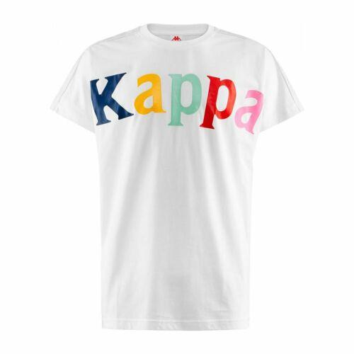 T-shirt 222 Banda Cultin Kappa Weiß Herren