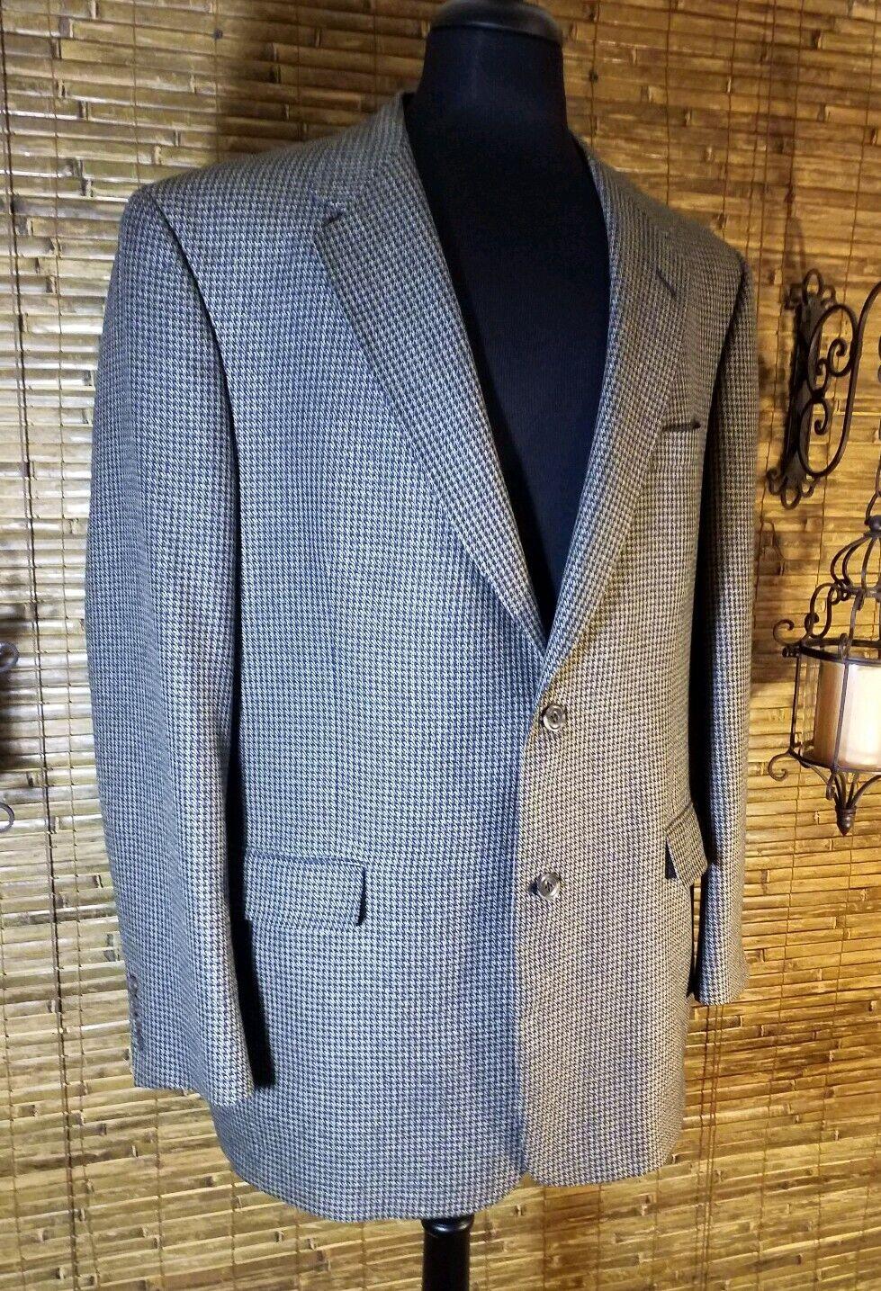 Kupit Austin Reed Usa Made Wool Houndstooth Sport Coat Na Aukcion Iz Ameriki S Dostavkoj V Rossiyu Ukrainu Kazahstan
