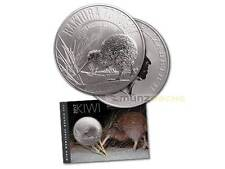 1 $ Dollar Great Spotted Kiwi Neuseeland  2017 1 oz Unze Silber Silver Blister