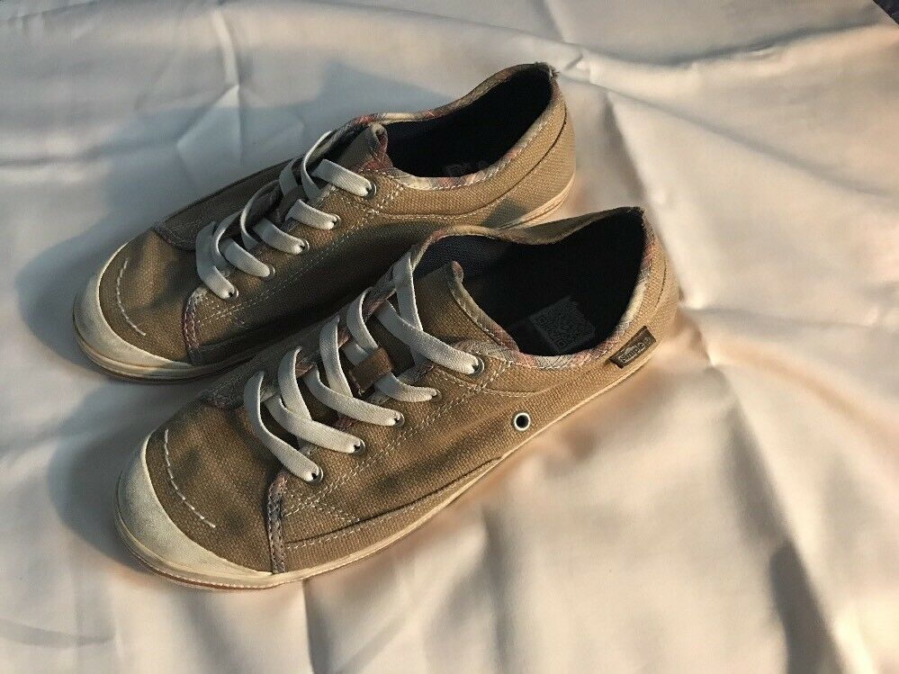 Simple Casual Tennis  shoes GTS 12 Beige Womens Size 9 M SC8  professional integrated online shopping mall