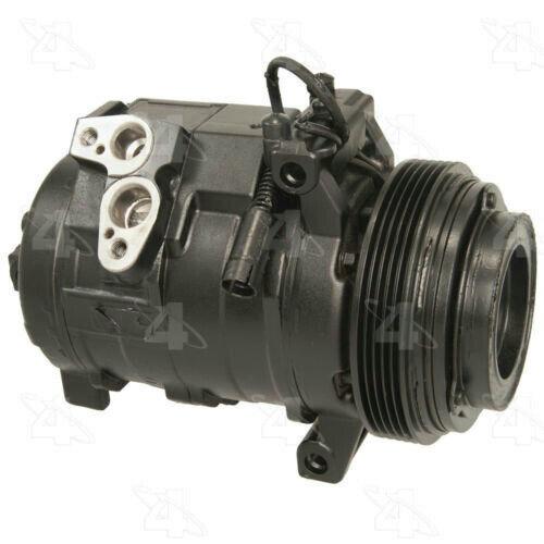 One Year Warranty AC Compressor fits 2000-2003 BMW X5 R97336