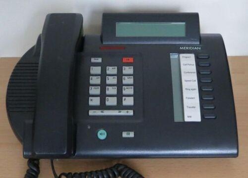 Nortel Meridian M3310 Digital Business Telephone Black