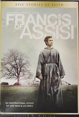 FRANCIS OF ASSISI W/ BRADFORD DILLMAN & DOLORES HART:NEW RE-RELEASED VERSION DVD
