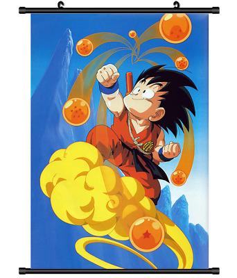 """Hot Japan Anime Dragon Ball Z Goku Home Decor Poster Wall Scroll 8/""""x12/"""" PP224"""