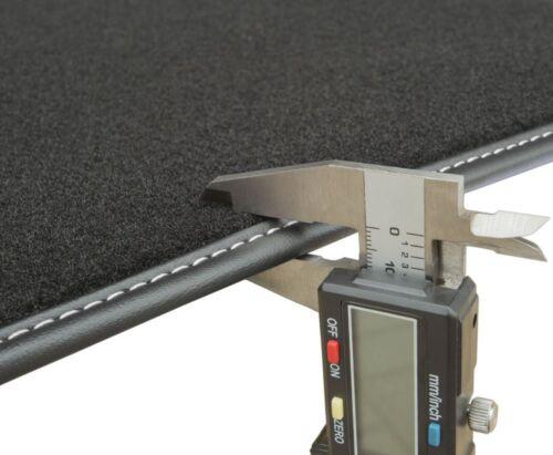 F4G00000 Autoteppiche Automatten Velours Fussmatten Premium SAAB 93 9-3 2001-200