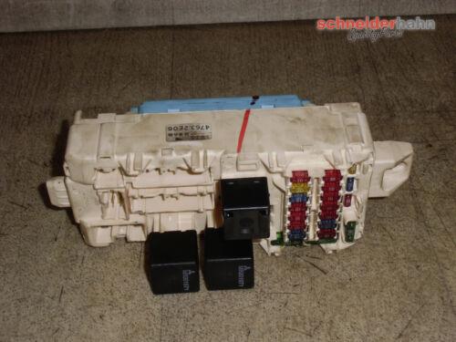 Sicherungskasten Innenraum ETACS MR405891 Mitsubishi Galant EA0 2.5l Kombi